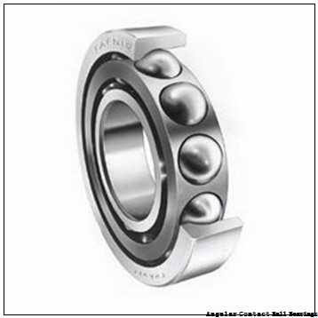 17 mm x 47 mm x 22,22 mm  TIMKEN 5303K  Angular Contact Ball Bearings