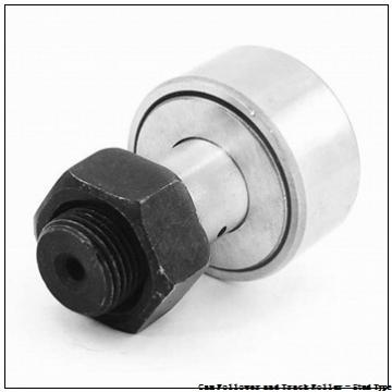 MCGILL CFE 1/2 N SB Cam Follower and Track Roller - Stud Type