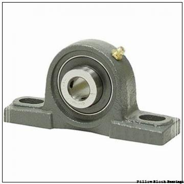 1 Inch | 25.4 Millimeter x 1.339 Inch | 34 Millimeter x 1.438 Inch | 36.525 Millimeter  IPTCI SUCTP 205 16  Pillow Block Bearings