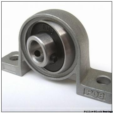 1.25 Inch | 31.75 Millimeter x 1.689 Inch | 42.9 Millimeter x 1.875 Inch | 47.63 Millimeter  IPTCI SUCTP 207 20  Pillow Block Bearings